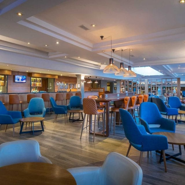 Aviator Bar at Clayton Hotel Manchester Airport