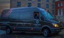 Clayton Hotel Manchester Airport shuttle bus