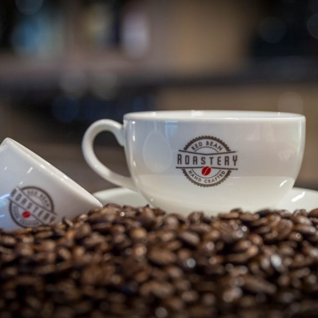 Red Bean Roastery coffee served at Clayton Hotel Manchester Airport