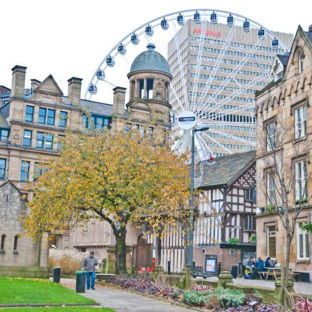 ferris wheel Manchester